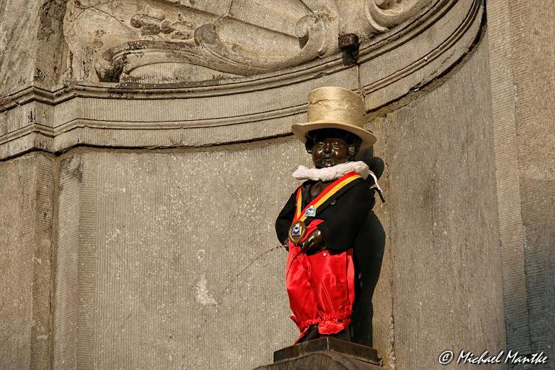 Brüssel Manneken Pis