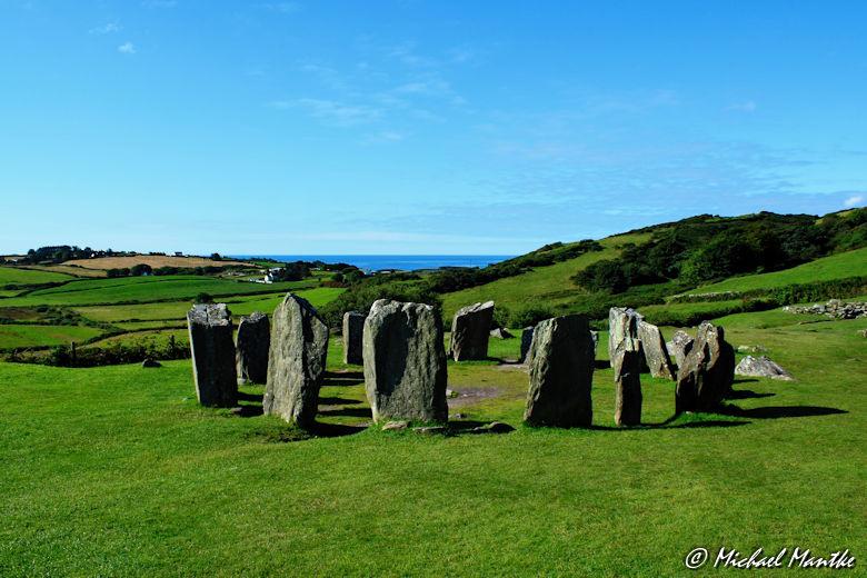Irland Bilder Drombeg Stone Circle