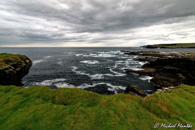 Irland Bilder Kilkee Cliff Walk