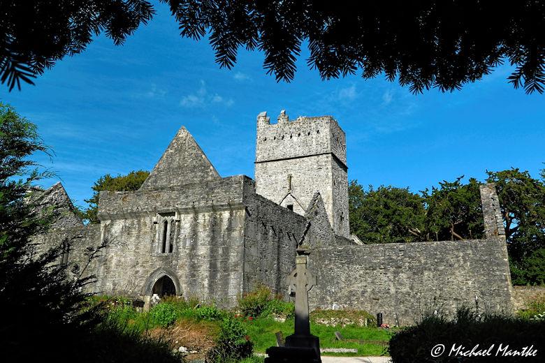Irland Bilder Muckross Abbey
