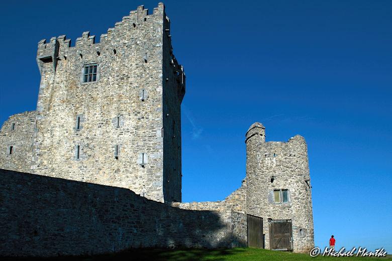 Irland Bilder Ross Castle