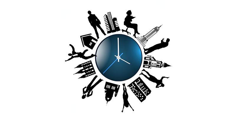 Zeitpunkt für eine Weltreise