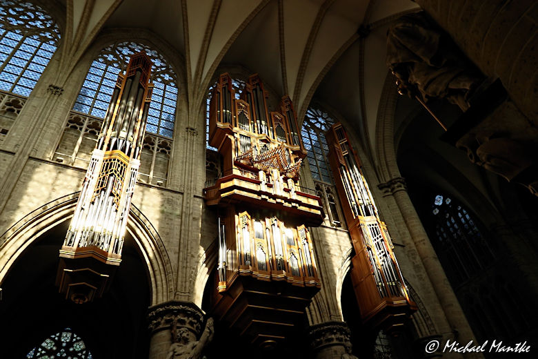 Bruessel Kathedrale St Michael und St Gudula