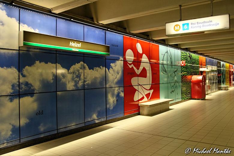 Bruessel Metro