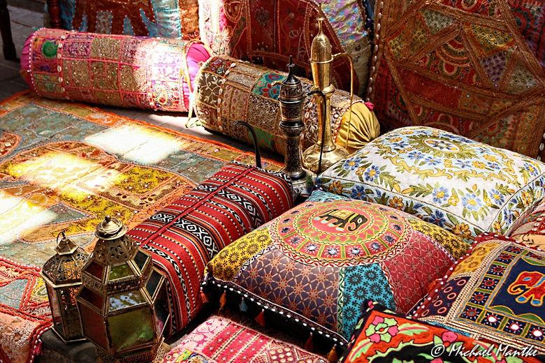 Bur Dubai Markt