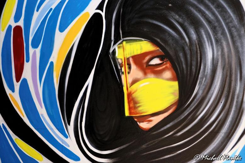 Bur Dubai Kunst