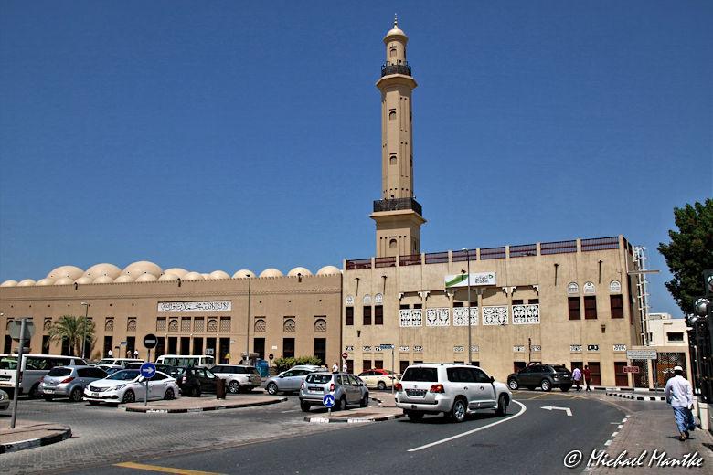 Bur Dubai Moschee