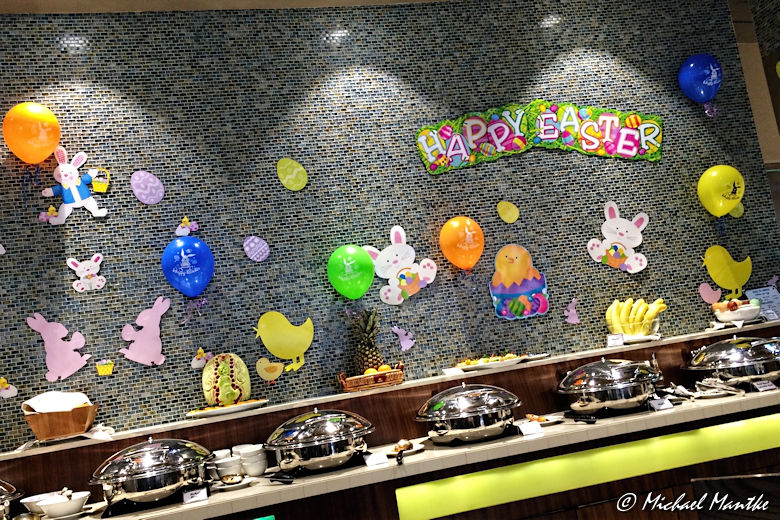 Ostern im Hotel in Dubai