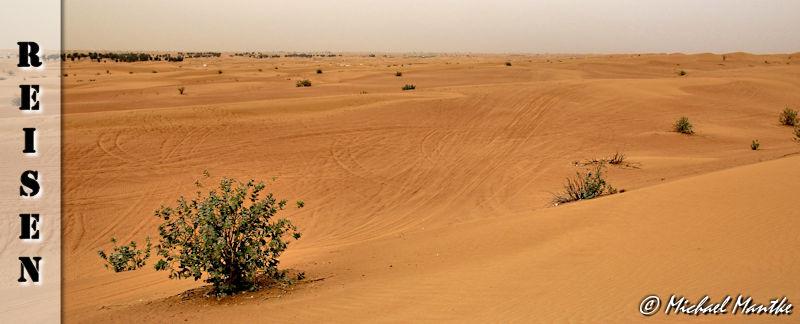 Dubai Wüstensafari