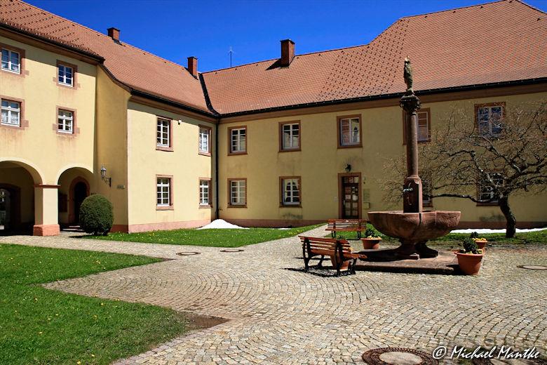 Kloster St. Märgen Außenansicht