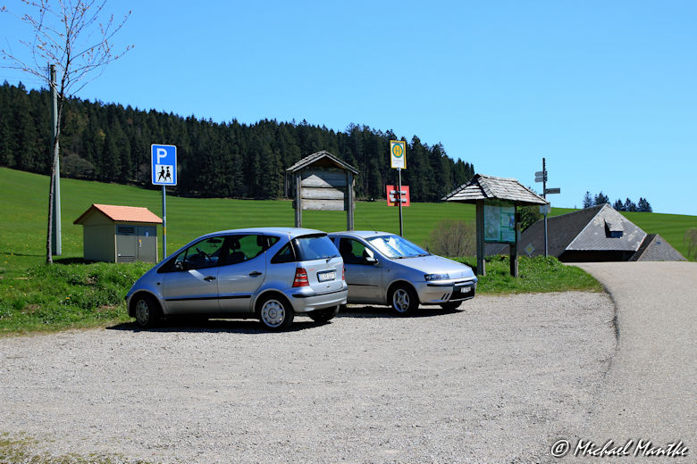Wanderparkplatz Birkweg