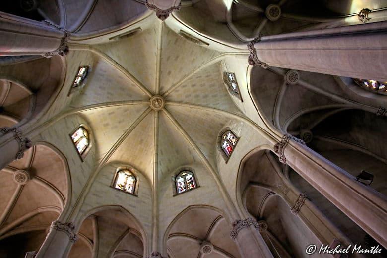 Barcelona Tibidabo Temple Expiatori del Sagrat Cor