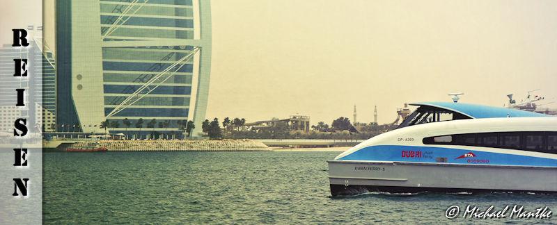 dubai marina ferry burj al arab