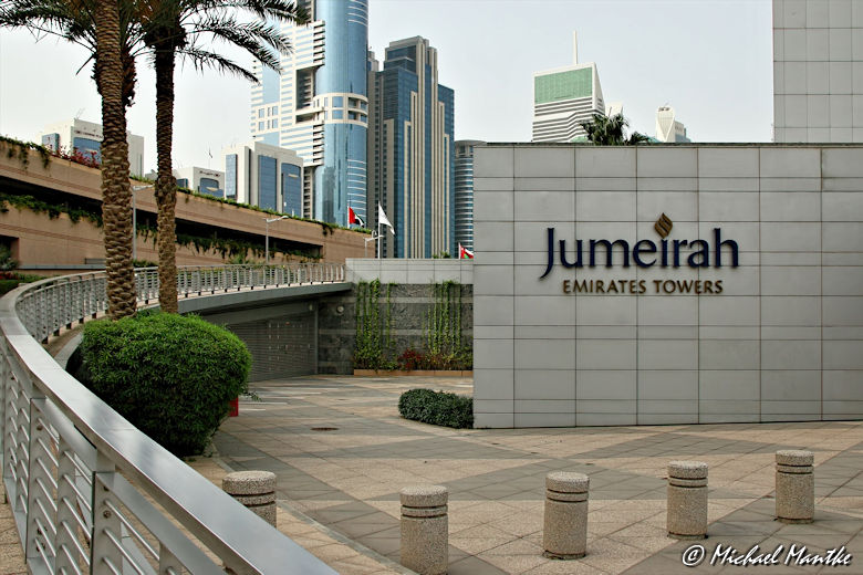 dubai jumeirah emirates towers