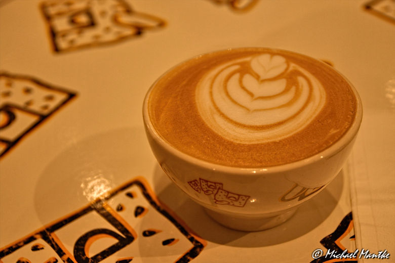 Dubai Mall of the Emirates Cappuccino