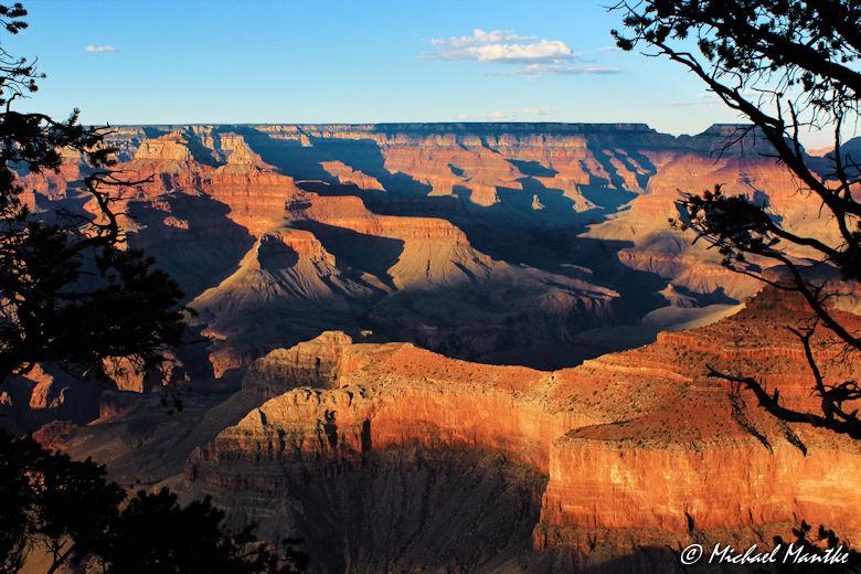 Natürlicher Rahmen: Grand Canyon