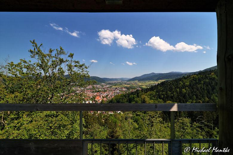 Natürlicher Rahmen: Schwarzwald Waldkirch