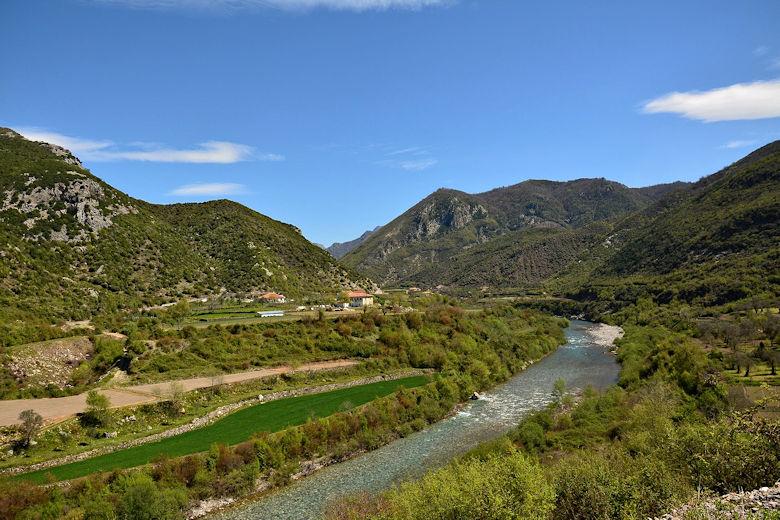Steckbrief Albanien
