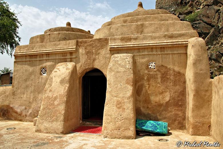 Fujairah Al Badiyah Moschee