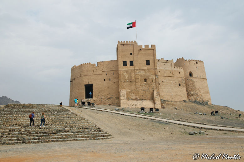 Fujairah Fort Heritage Village