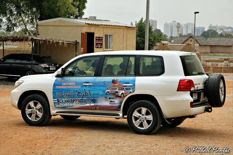 Fujairah Gelaendewagen Ausflug