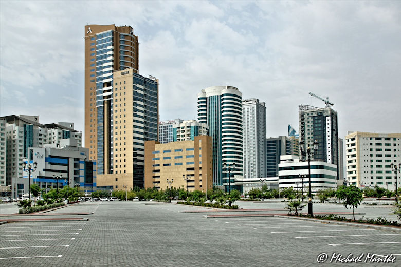 Fujairah Skyline