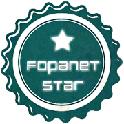 FopaNet Star Badge 180