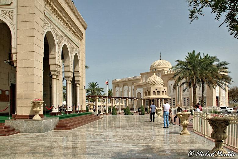 Dubai Jumeirah Moschee