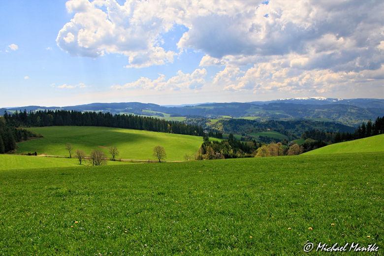 Panoramaweg St. Märgen - Südschwarzwald