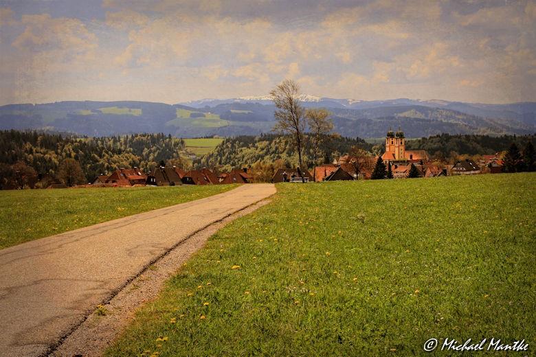 Panoramaweg St. Märgen