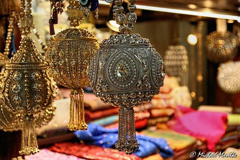 Souk Madinat Jumeirah - Lampen Shop