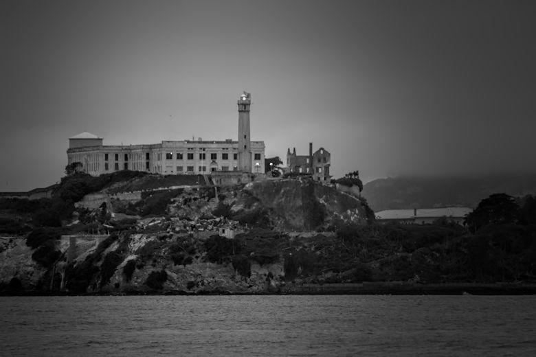 Fotobearbeitung Alcatraz - Ultimative Wahrheit