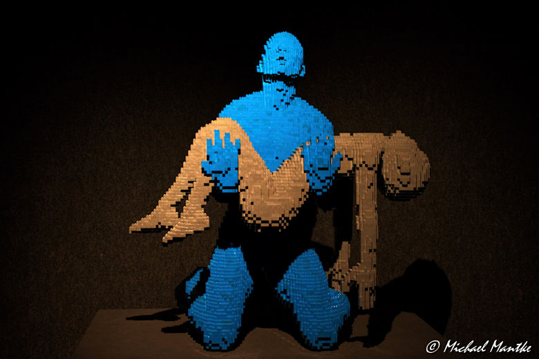 Barcelona The Art of the Brick