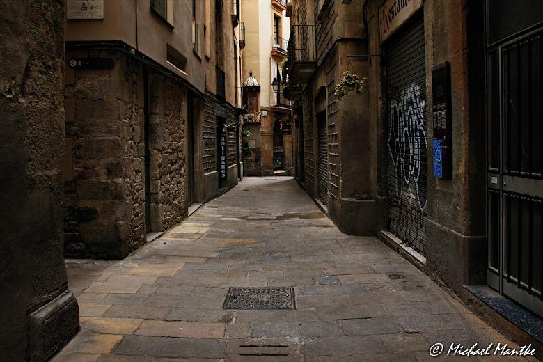 Barcelona - Gotisches Viertel