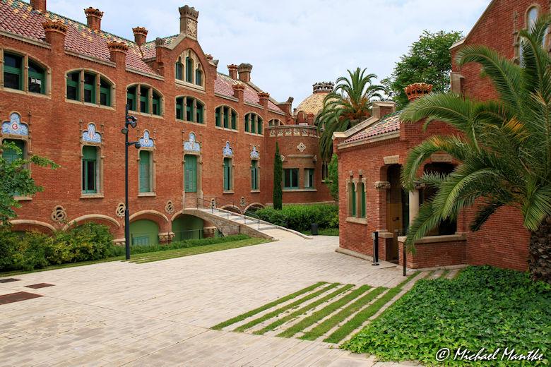 Barcelona Hospital de Sant Pau