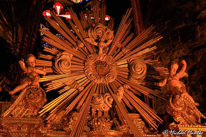 Kathedrale von Barcelona - Engel