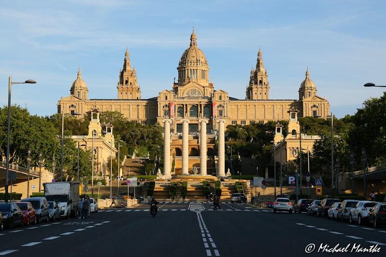 Barcelona Museu Nacional d'Art de Catalunya