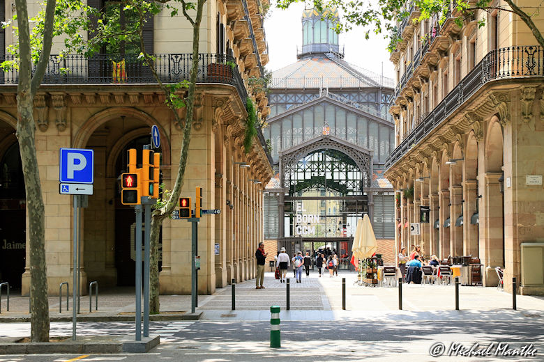 Barcelona Museum der Stadtgeschichte