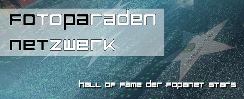 Hall of Fame der FopaNet Stars