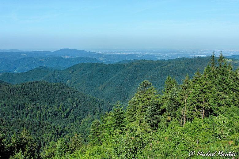 Sehenswürdigkeit Nationalpark Schwarzwald