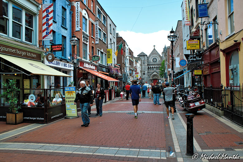 Sightseeing Dublin Tipps Innenstadt