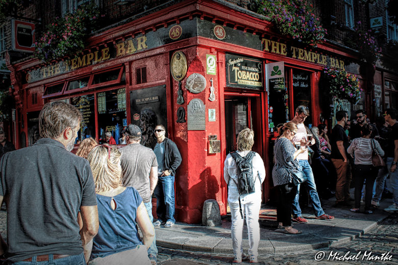 Sightseeing Dublin Tipps Temple Bar