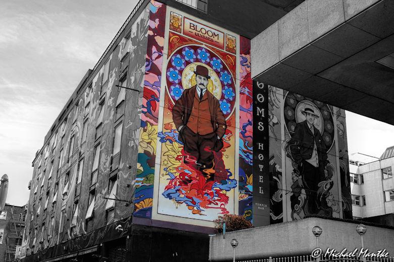 Sightseeing Dublin Tipps Street Art