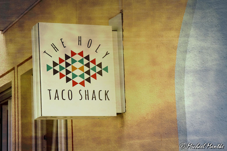 Mexikanisch essen in Freiburg: The Holy Taco Shack