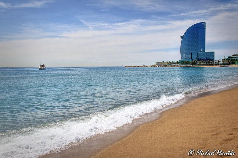 Hotel Barcelona Nahe Strand