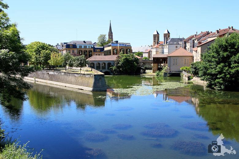 Frankreich Metz Mosel