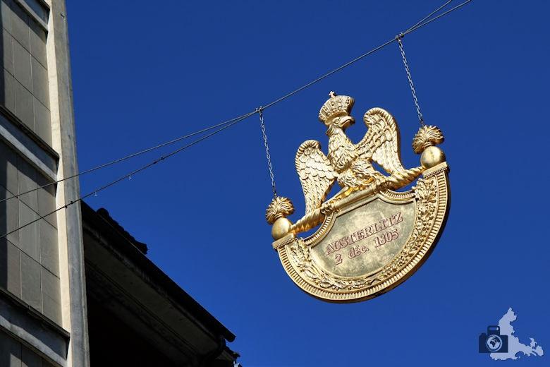 Frankreich Straßburg Austerlitz