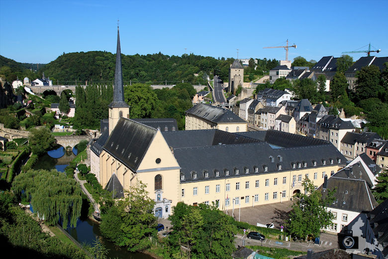 Reisekosten in Luxemburg