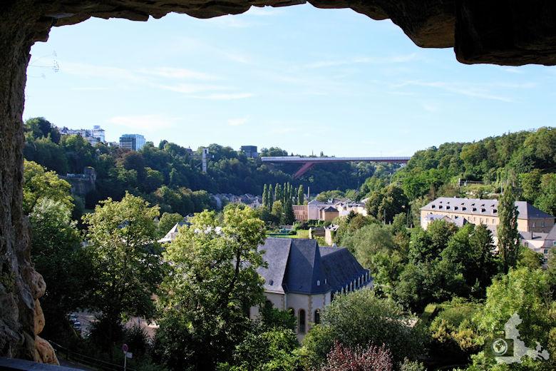Luxemburg Bockkasematten