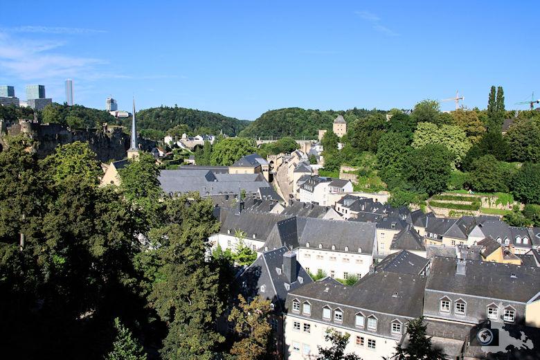 Luxemburg Unterstadt